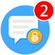 Privacy Messenger - Private SMS messages, Lock SMS