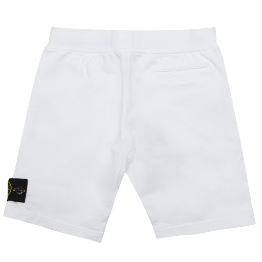 Thumbnail images of Stone Island Cotton Zip Shorts
