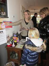 Photo: Suzanne Gijzen van 't Kooterboetje ook bij Angeline