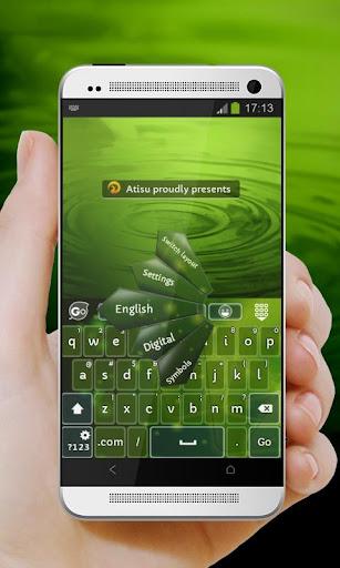艷綠 GO Keyboard