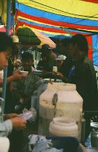 Photo: 03076/ウランバートル/風景/ダライ・エージ(海の母)/食料品専門の市場