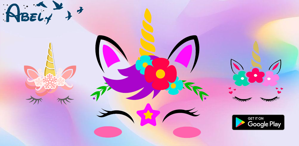 Download Cute Unicorn Girl Wallpapers
