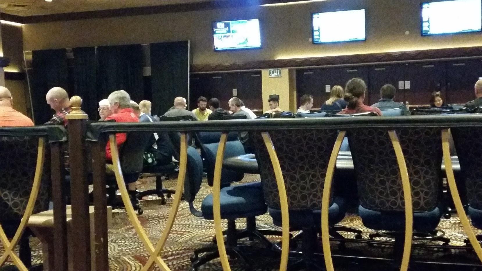 MGM Grand poker