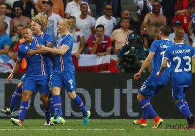 IJsland gaat naar de kwartfinales ten koste van Engeland