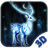 White Deer 3D Thema