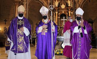 Toma de posesión del obispo coadjutor de Almería