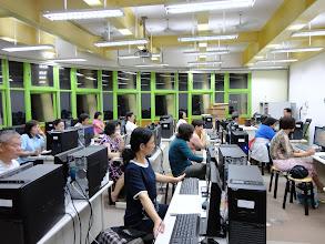 Photo: 20111107頭份(一)電腦軟體應用與實作MS Office Word與Excel 001