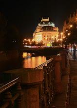 Photo: Praha - Národní divadlo