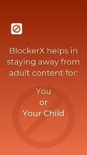 BlockerX Premium v4.6.09 MOD APK – Porn Blocker/Website Blocker 1