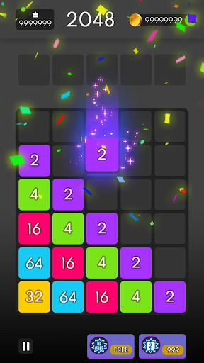 Drop & Merge - Number Puzzle 1.1.1 screenshots 2