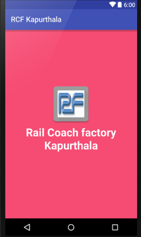 RCF Kapurthala - Android Apps on Google Play