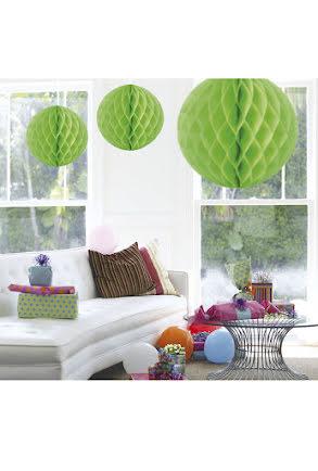 Dekorationsboll, grön 50 cm