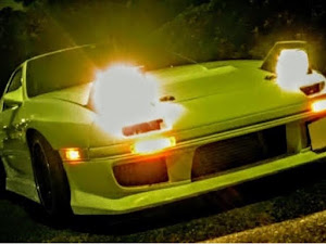 RX-7 FC3S H3年 GT-Xのカスタム事例画像 迅 帝さんの2020年07月20日18:56の投稿
