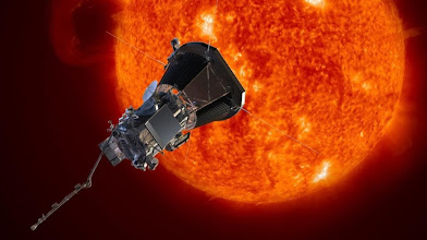 Photo: This image made available by the Johns Hopkins University Applied Physics Laboratory on Wednesday  May 31  2017 depicts NASA s Solar Probe Plus spacecraft approaching the sun  On Wednesday  NASA announced it will launch the probe in summer 2018 to explore the solar atmosphere  It will be subjected to brutal heat and radiation like no other man-made structure before   Johns Hopkins University Applied Physics Laboratory via AP
