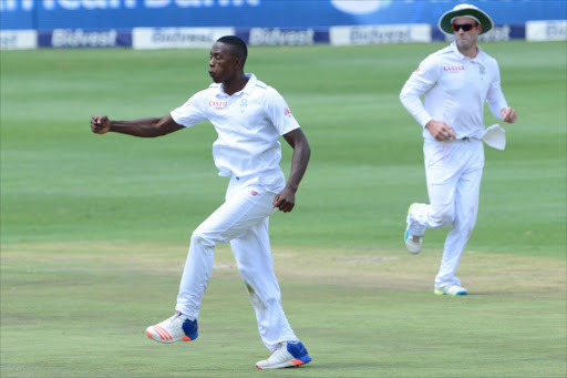 Kagiso Rabada. Picture Credit: Gallo Images