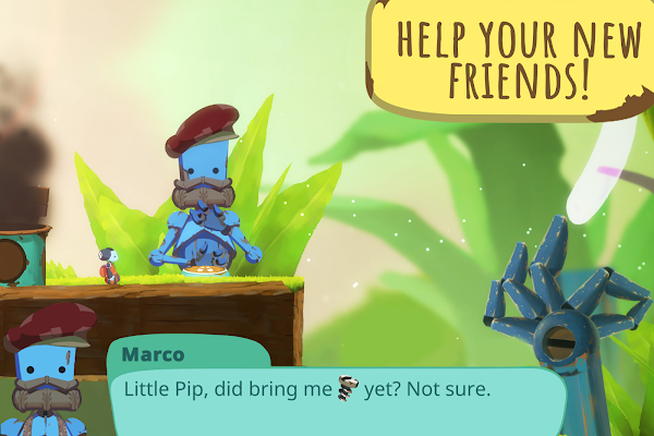 Still Here... A cute Adventure Screenshot Image