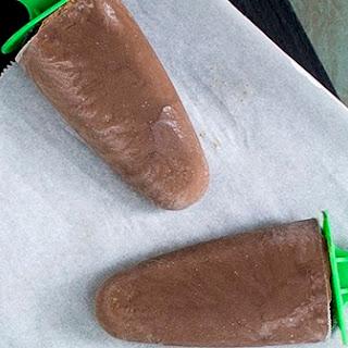 Chocolate Pudding Pops