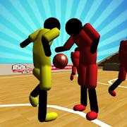 Stickman 3D Basketball