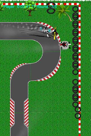 Motorbike Drifting Simulator