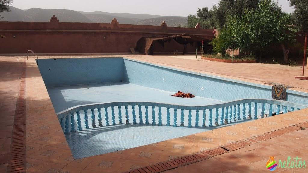 Pileta hotel