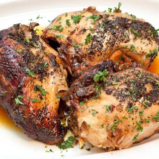 Crockpot Balsamic Chicken.