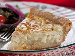 Tasty Onion Tart Recipe