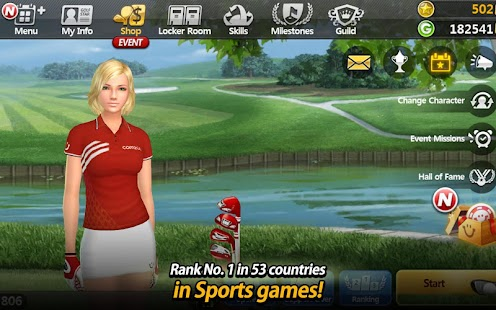 Download Golf Star™ For PC Windows and Mac apk screenshot 10