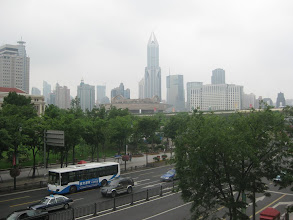 Photo: Dziś z okna trochę lepsze widoki - nie pada