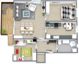 house plan design - screenshot thumbnail 16