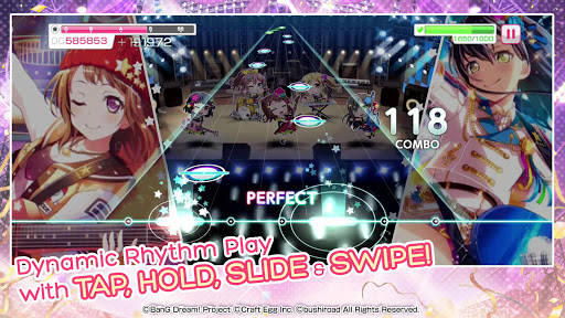 BanG Dream! Girls Band Party! 2.8.10 screenshots 1
