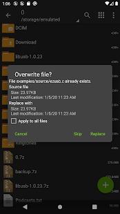 Download Full ZArchiver  APK