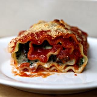 National Lasagna Day | Short Rib Lasagna Roll Up
