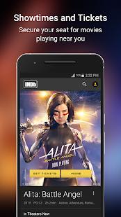 App IMDb: Movies & TV Show Reviews, Ratings & Trailers APK for Windows Phone