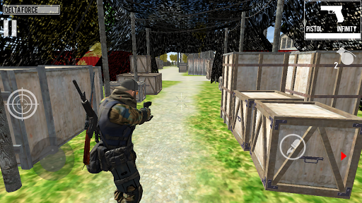 Delta Force Shooting Games  captures d'u00e9cran 2