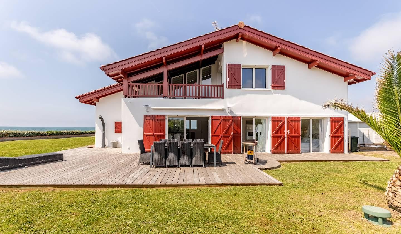 Maison en bord de mer avec jardin Anglet