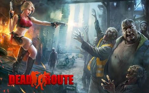 Dead Route: Zombie Apocalypse 1