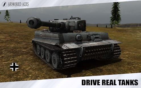 Armored Aces 3D Tanks Online 2.4.6 APK + DATA