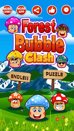 Forest Bubble Clash apktram screenshots 1