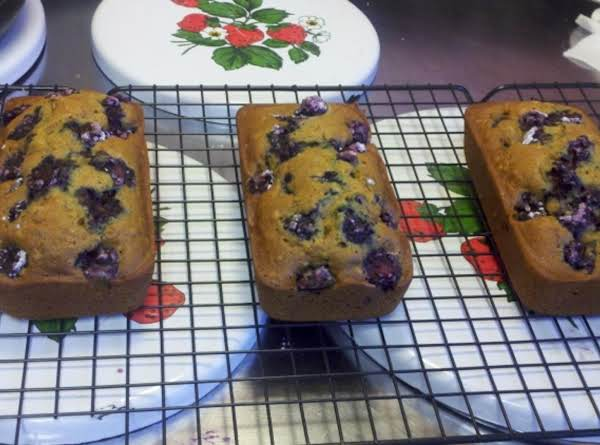 Blueberry Cake (esther Lund) Recipe