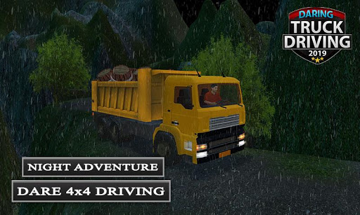 Offroad Transport Truck Driving - Jeep Driver 2019  screenshots 2