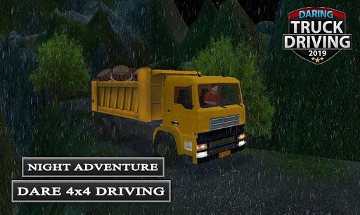 Offroad Transport Truck Driving - Jeep Driver 2020 1.0.6 Screenshots 2
