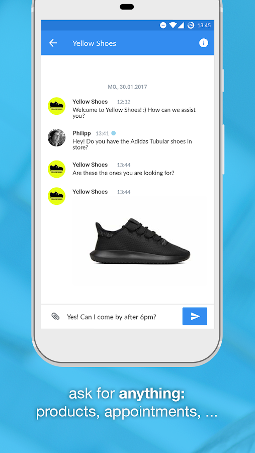 thismo messenger- screenshot