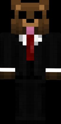 Bear Suit Nova Skin