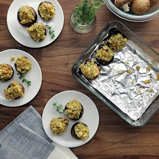 Dairy Free Stuffed Mushrooms Recipes.