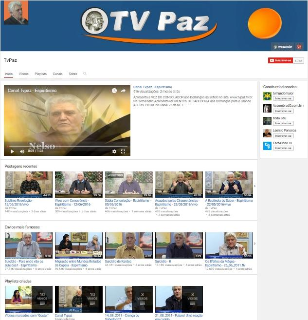Canal TvPaz- screenshot