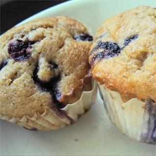 Blueberry Cream Muffins.