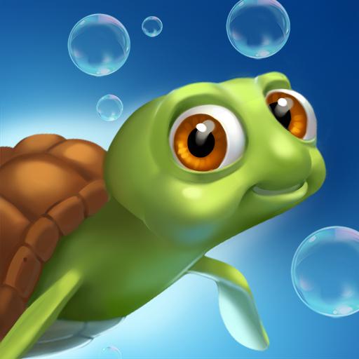 Seascapes: Trito's Adventure Icon