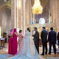 Wedding photographer Tengiz Khucishvili (Teng). Photo of 14.08.2017