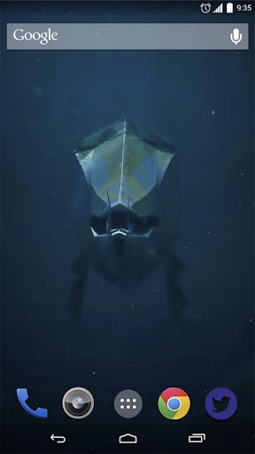 Fantasy Fish Live Wallpaper