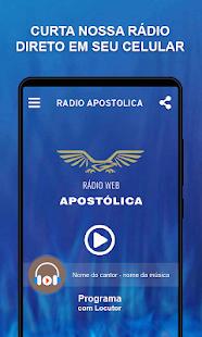 Rádio Apostólica 1.2 APK + Мод (Free purchase) за Android